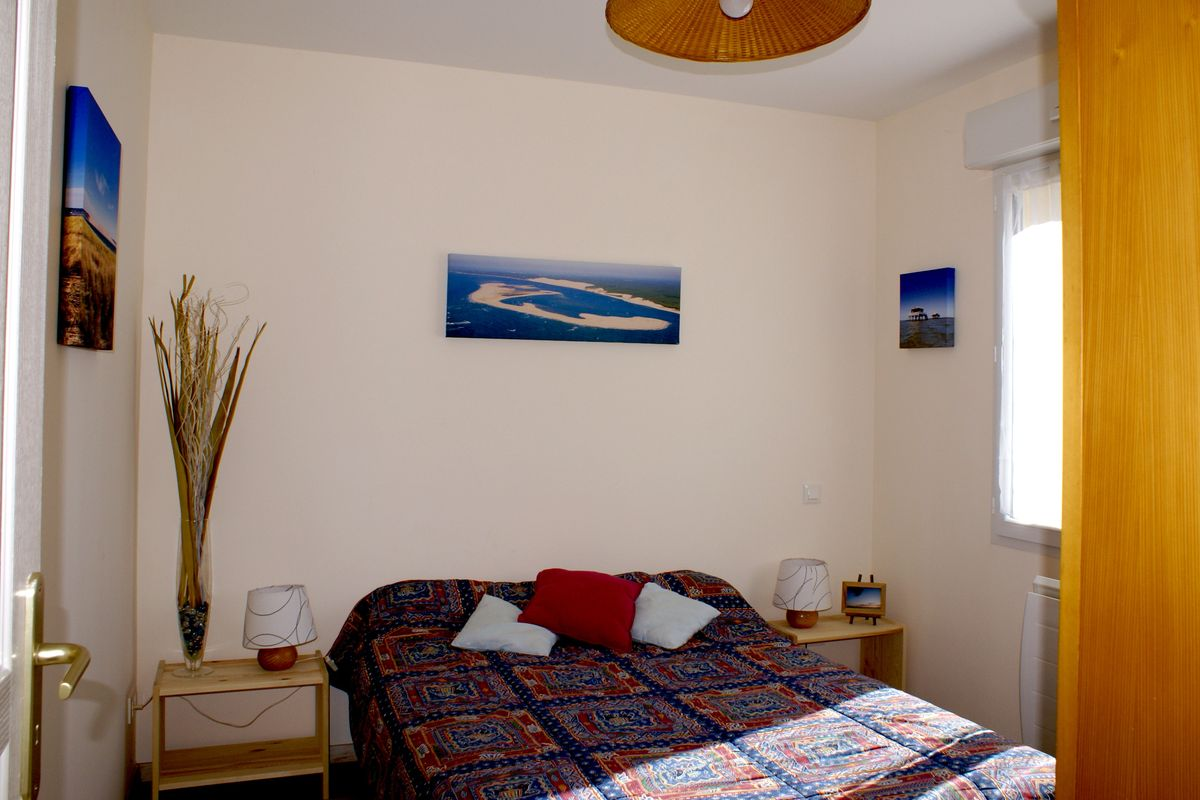 "Chambre ""La mer"" en version 1 grand lit"