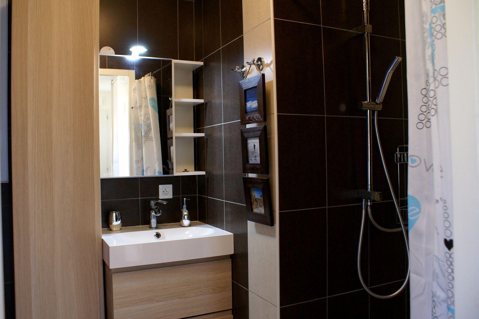 Salle de bain et douche italienne